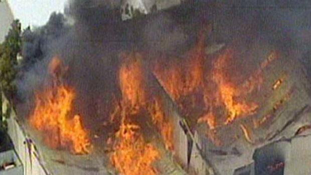 bbfe354a7e Πυρκαγιά στο ύψος της οδού Πανοράματος στο Ιλιον Αττικής