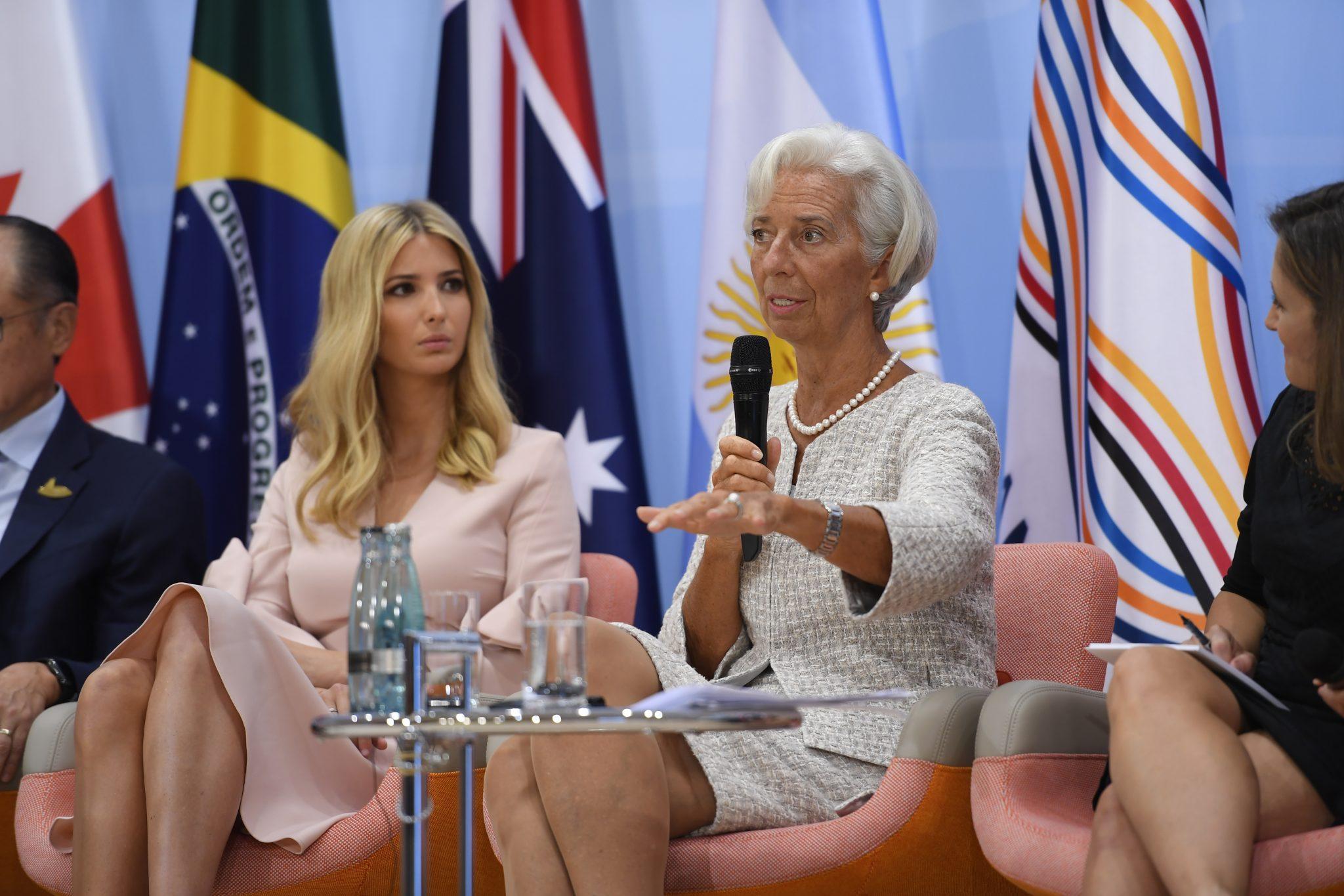Ivanka Trump Weltbank