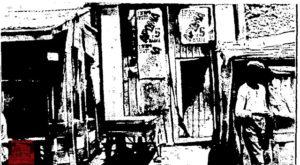Σπάνια φωτογραφία εφημερίδας από το εσωτερικό των βούρλων. Το μαγέρικο του Μπισμπίκη που εκμεταλλευόταν τις εκμεταλλευόμενες