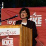 Δ. Μανωλάκου: Το νομοσχέδιο της κυβέρνησης μας γυρίζει στον εργασιακό μεσαίωνα