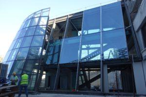 Το υπό διαμόρφωση νέο κτίριο της Εθνικής Πινακοθήκης