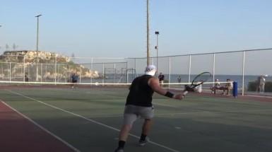 karta video tenis