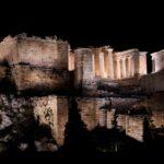 Τρία διεθνή βραβεία για το φωτισμό της Ακρόπολης