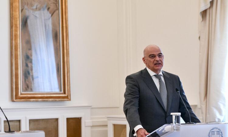 Ν. Δένδιας: Σημαντικά βήματα για την ελληνική διπλωματία