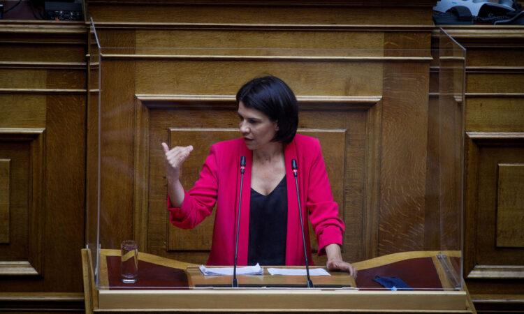 Σ.Ελευθεριάδου: Ο νόμος Παρασκευόπουλου αυστηροποίησε τις ποινές σε σχέση με τον προηγούμενο νόμο
