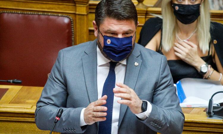 Ν. Χαρδαλιάς: Δράσεις για την αναβάθμιση του μηχανισμού Πολιτικής Προστασίας