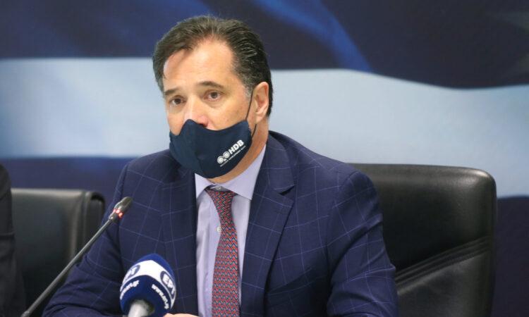 Άδ. Γεωργιάδης: Aυξημένες «ελευθερίες» για τους πλήρως εμβολιασμένους