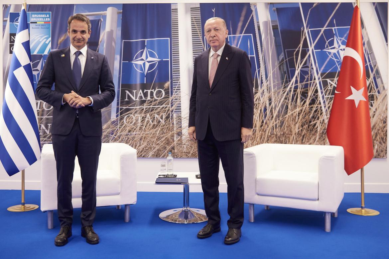 Ερντογάν: Το 2021 θα είναι μια ήσυχη χρονιά για τις ελληνοτουρκικές σχέσεις