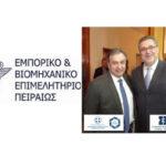 Β. Κορκίδης: Η βιομηχανική ιστορία του Πειραιά  έχει και πρωτιές