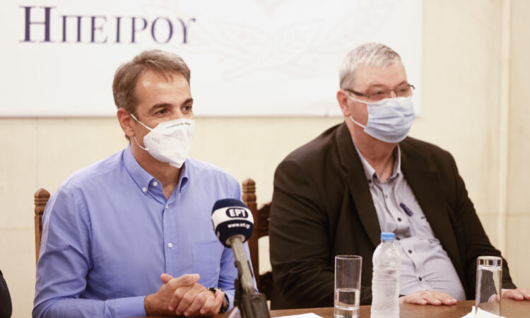 Κυρ.Μητσοτάκης: Δέσμευση για ένα νέο ΕΣΥ καθολικό, δημόσιο, αλλά και ποιοτικό