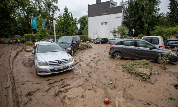 Γερμανία-πλημμύρες: Αυξάνεται συνεχώς ο αριθμός των νεκρών