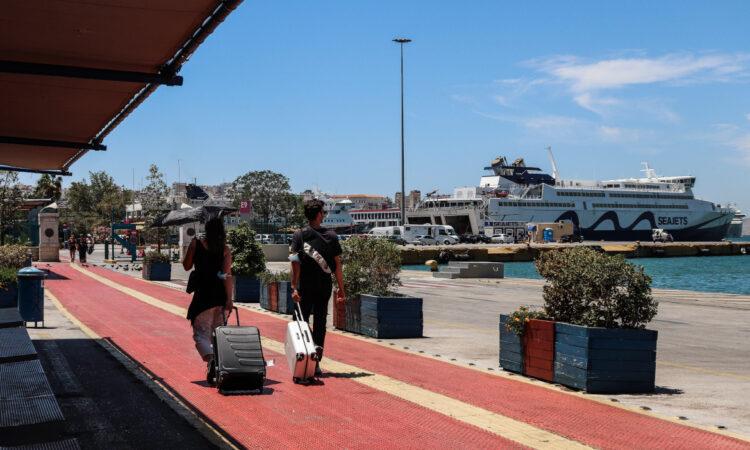 Σημαντικά έργα στα λιμάνια του Πειραιά και του Ηρακλείου