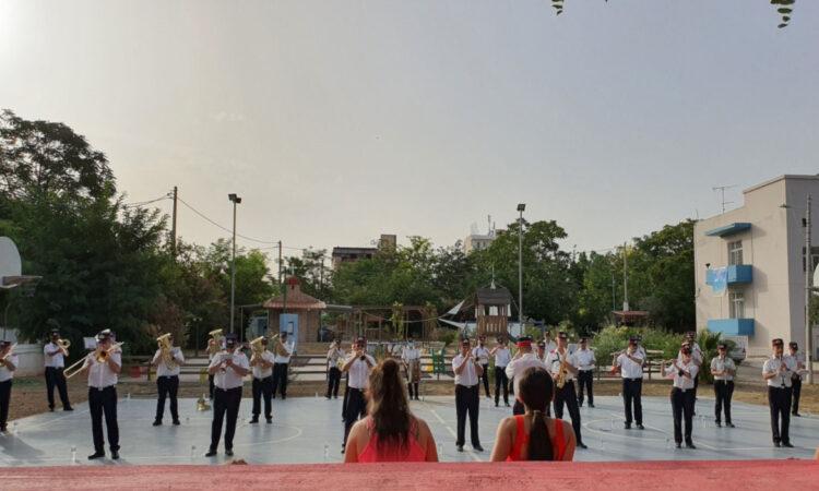 Συναυλία της Φιλαρμονικής Ορχήστρας του Δήμου για τα παιδιά της Εταιρείας Προστασίας Ανηλίκων Πειραιά «Ο Καλός Ποιμήν»