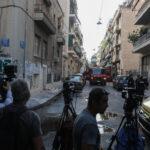 Δύο νεκροί από έκρηξη και πυρκαγιά σε διαμέρισμα στα Κάτω Πατήσια