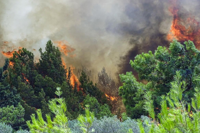 Πυρκαγιά Ρόδος: Κατεπείγον αίτημα για κήρυξη έκτακτης ανάγκης σε 7 δημοτικές ενότητες
