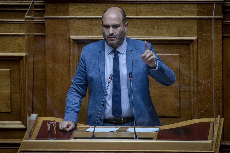 Δ.Μαρκόπουλος για εξαγγελίες ΣΥΡΙΖΑ:Νέα αρχή με παλιά υλικά δεν γίνεται (ηχητικό)