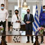 Κυρ. Μητσοτάκης: Στο πρόσωπο της οικογένειας Αντετοκούνμπο αντικατοπτρίζεται η Ελλάδα που θέλουμε