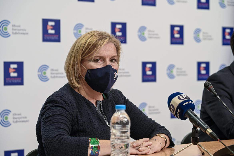 Μ.Γκάγκα για Θεσσαλονίκη: Διατίθενται από σήμερα 200 κλίνες ιδιωτικών κλινικών (ηχητικό)