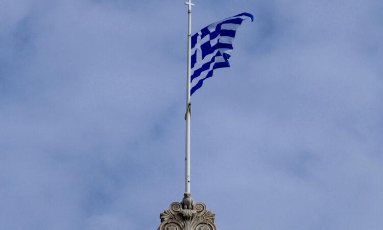 Κηδεία Φώφης Γεννηματά: Μεσίστιες οι σημαίες σε όλα τα δημόσια κτίρια, αύριο